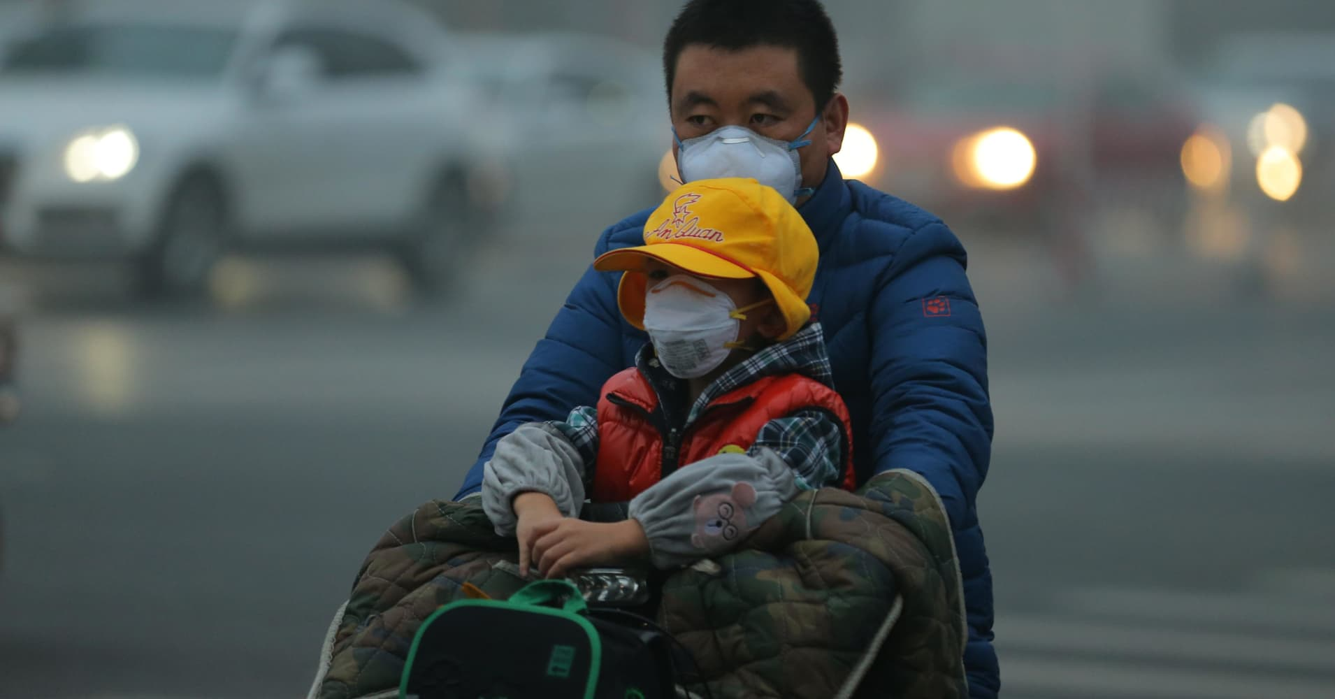 Total of 79 Chinese cities trigger air pollution alerts - Xinhua