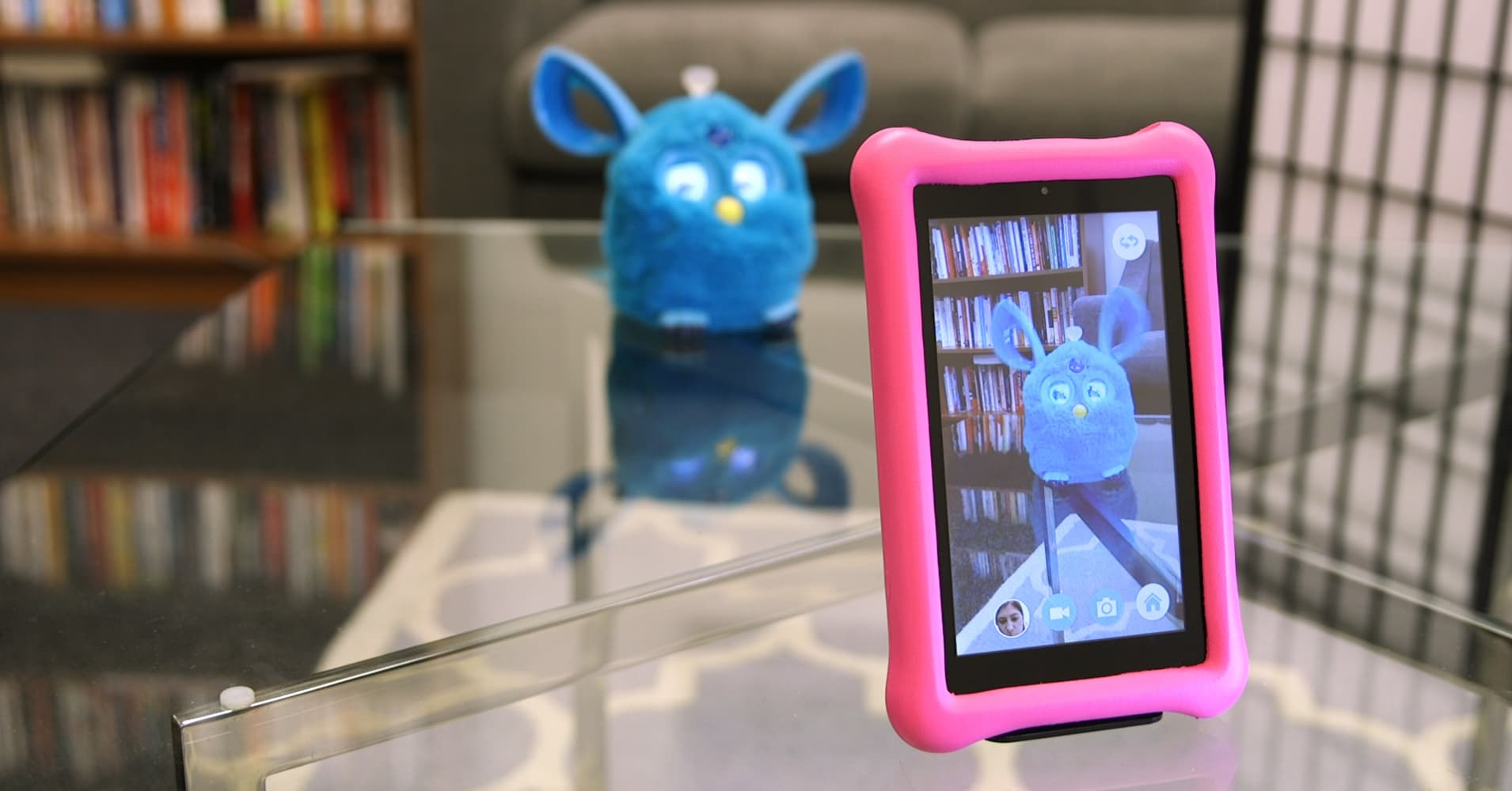 Connected toys privacy risks