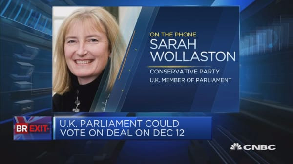 UK member of parliament: The public was sold a fantasy Brexit deal in 2016