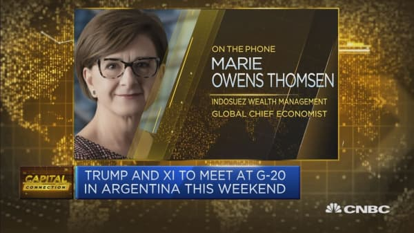 Discussing the impact of trade war on US business