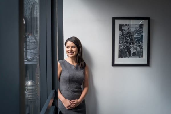 Maxine Ryan, co-founder and chief operations officer of Bitspark
