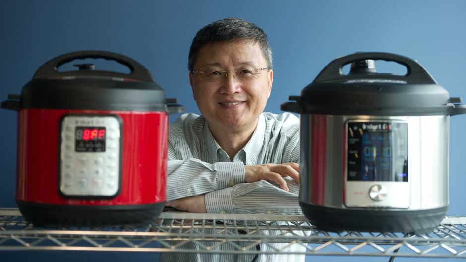 How Instant Pot became an Amazon best-seller with a cult following