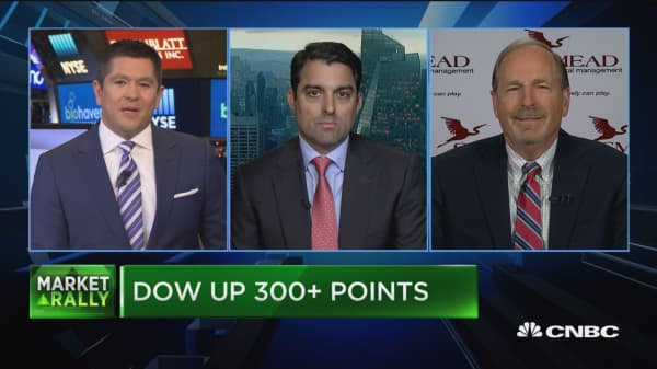 Tech stocks can go lower as long as the rest of the economy does well, says Smead Capital Management CEO