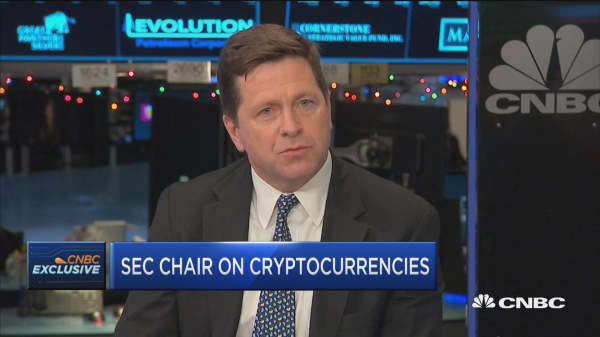 SEC cracks down on initial coin offerings