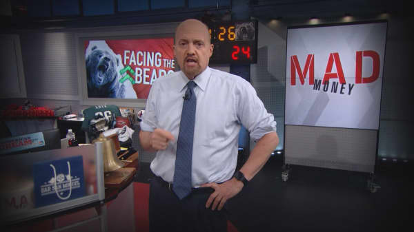Cramer Remix: Most money managers haven't seen a bear market like this one