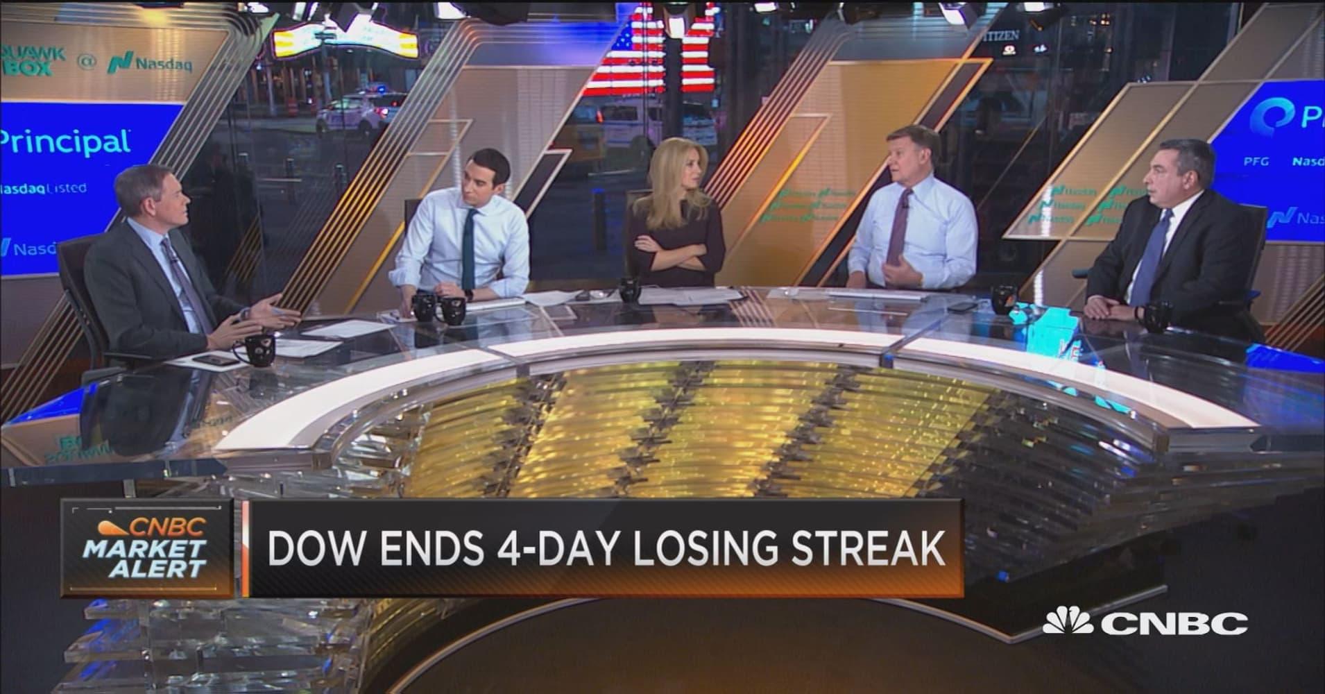 Tariffs are the big worry, says Pantheon Macroeconomics' Shepherdson