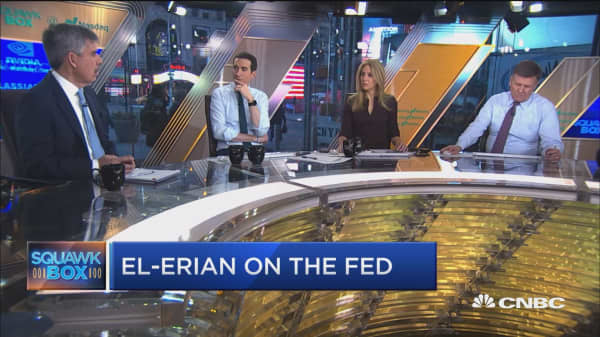 This Fed has signaled it will be a different Fed, says El-Erian