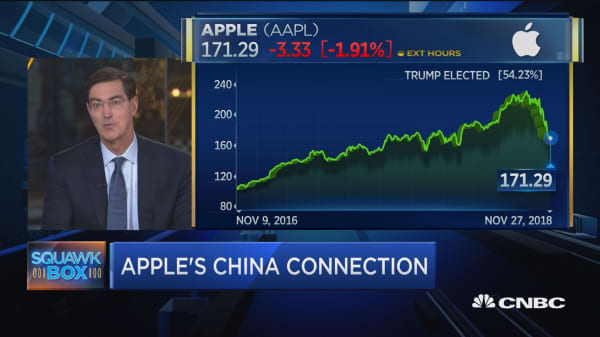 China's response to US tariffs could be even more devastating, says top Apple analyst