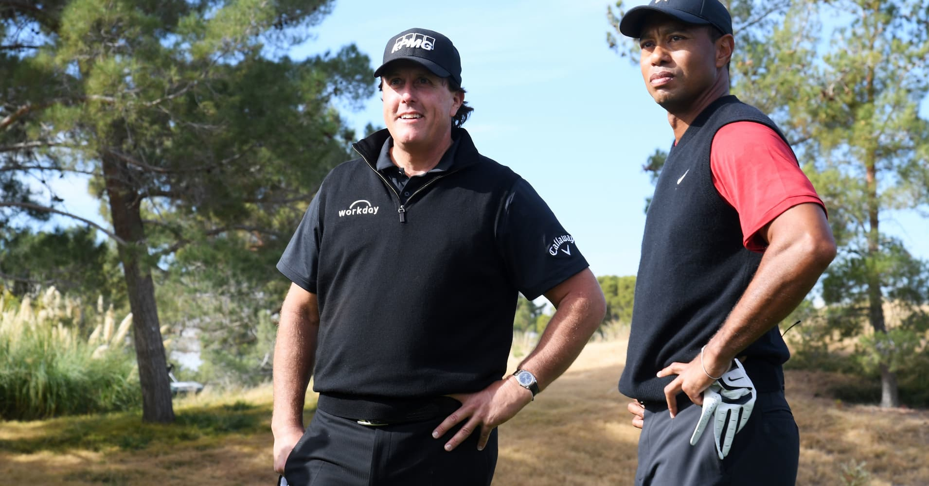 Higher-than-expected viewership of 'The Match' between Tiger Woods and Phil Mickelson forces refunds, WSJ reports