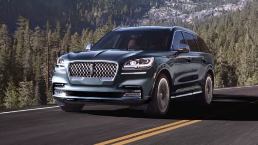 The Lincoln Aviator Suggests The Brand Has Got Its Mojo Back