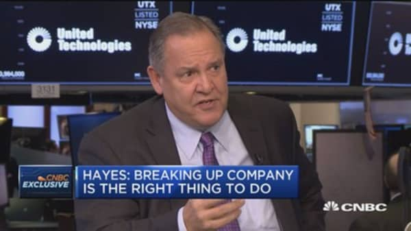 Hayes: My fear is not rate hikes
