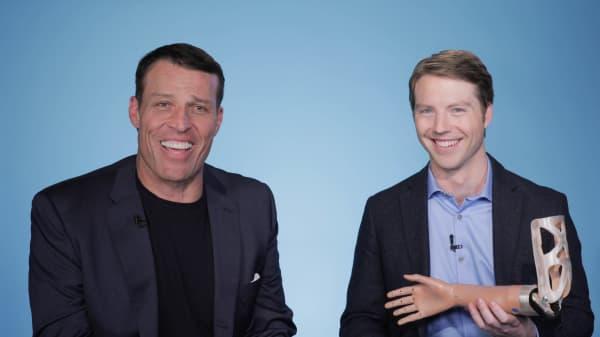 Tony Robbins: I've found the next Elon Musk