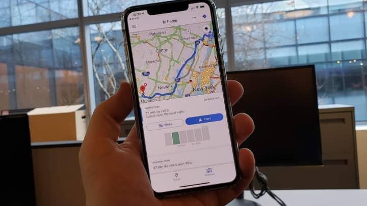 Min Dot Traffic Map.Google Maps Tips And Tricks