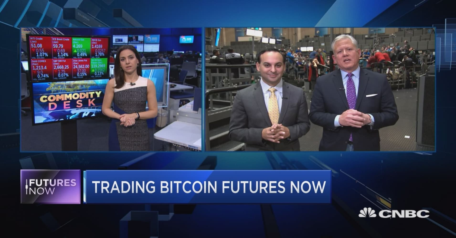 Bitcoin could be laying groundwork for a technical bounce