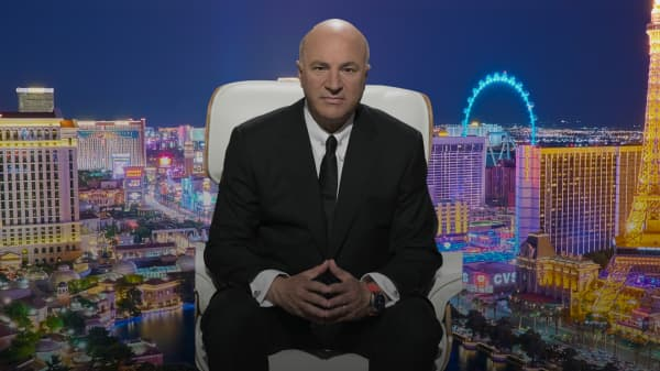 What Kevin O'Leary learned from gambling in his 20's