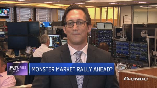 'Expect double-digit returns' between now and early 2019, Wells Fargo's Chris Harvey says