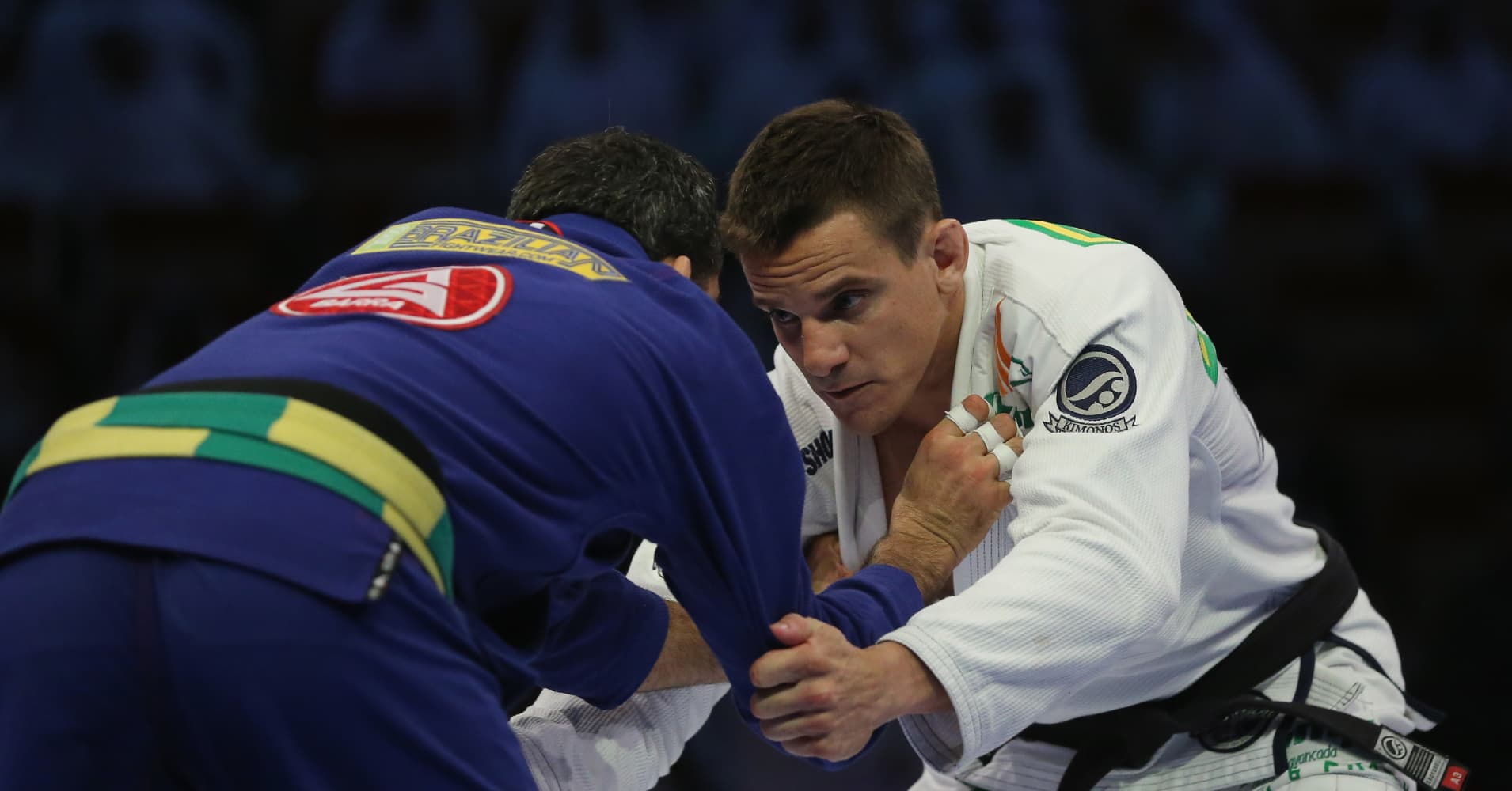 Ex-Navy SEAL commander: Here's why so many smart people practice jiu jitsu