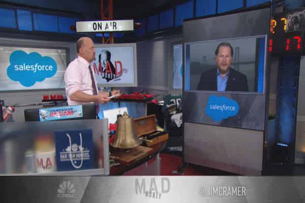 Marc Benioff: Employees leaving big tech a message to the executives