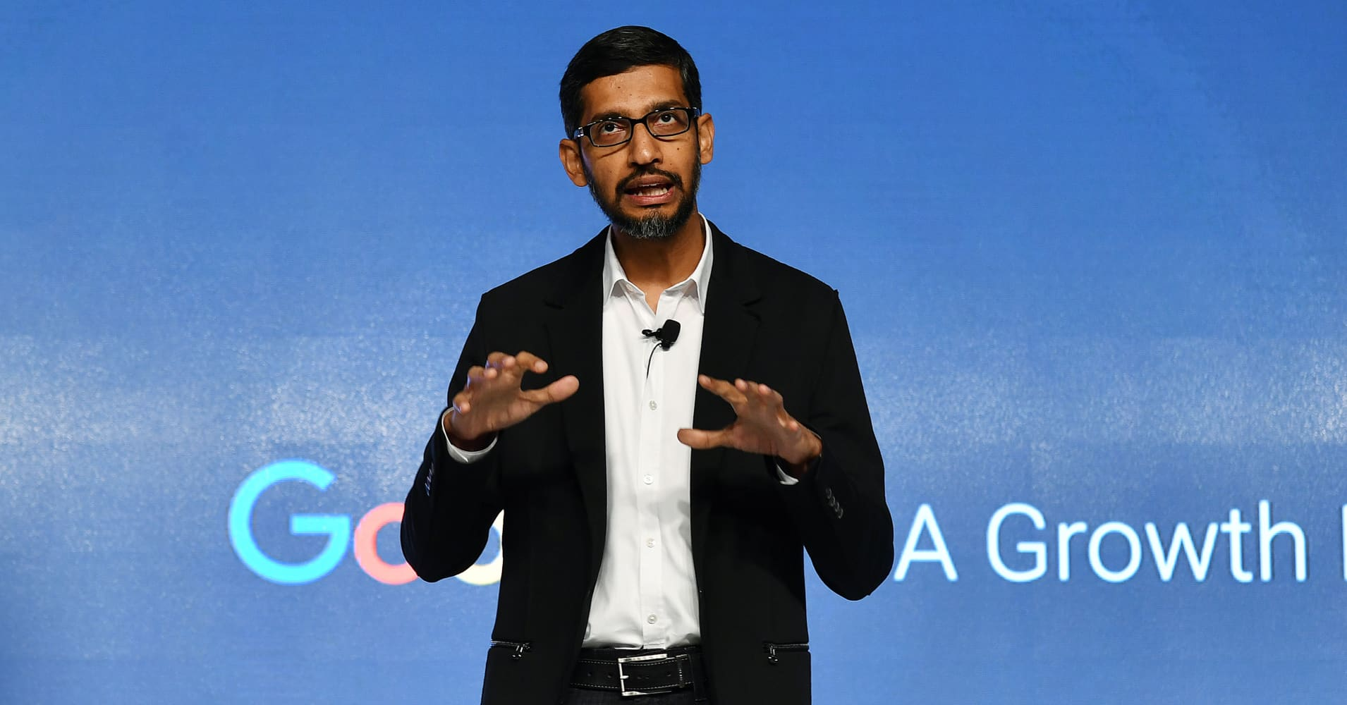 Google CEO Sundar Pichai testifies before Congress on bias, privacy