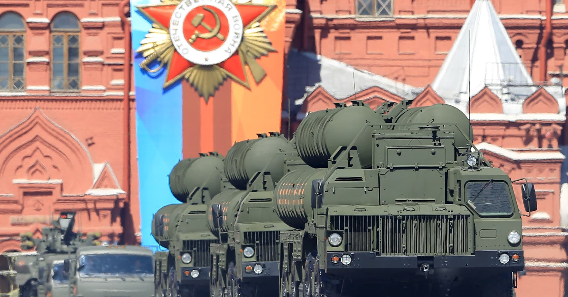 Russia is going to deploy new missile systems in Crimea