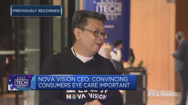 Nova Vision CEO: Chinese government a firm believer in technology