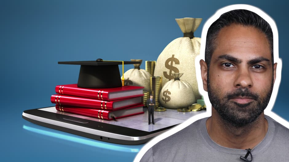 You were right to take out student loans, says author of 'I Will Teach You To Be Rich'
