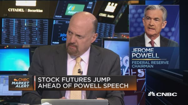 Trump starting to recognize cracks in economy from tax cuts, says Jim Cramer
