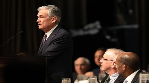 Fed chair Powell says financial stability risks moderate
