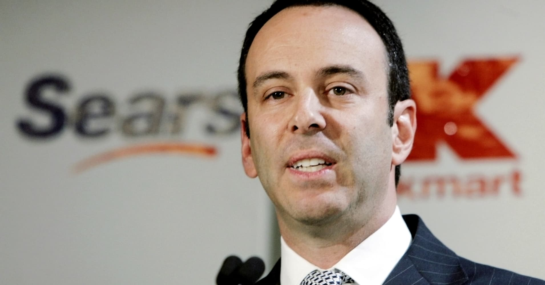 cnbc.com - Lauren Hirsch - Sears sues ex-CEO Lampert, Treasury's Mnuchin, others for 'thefts' of billions from bankrupt retailer
