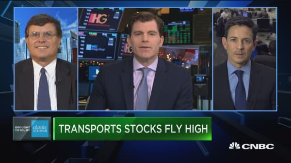 Trading Nation: Transports take off