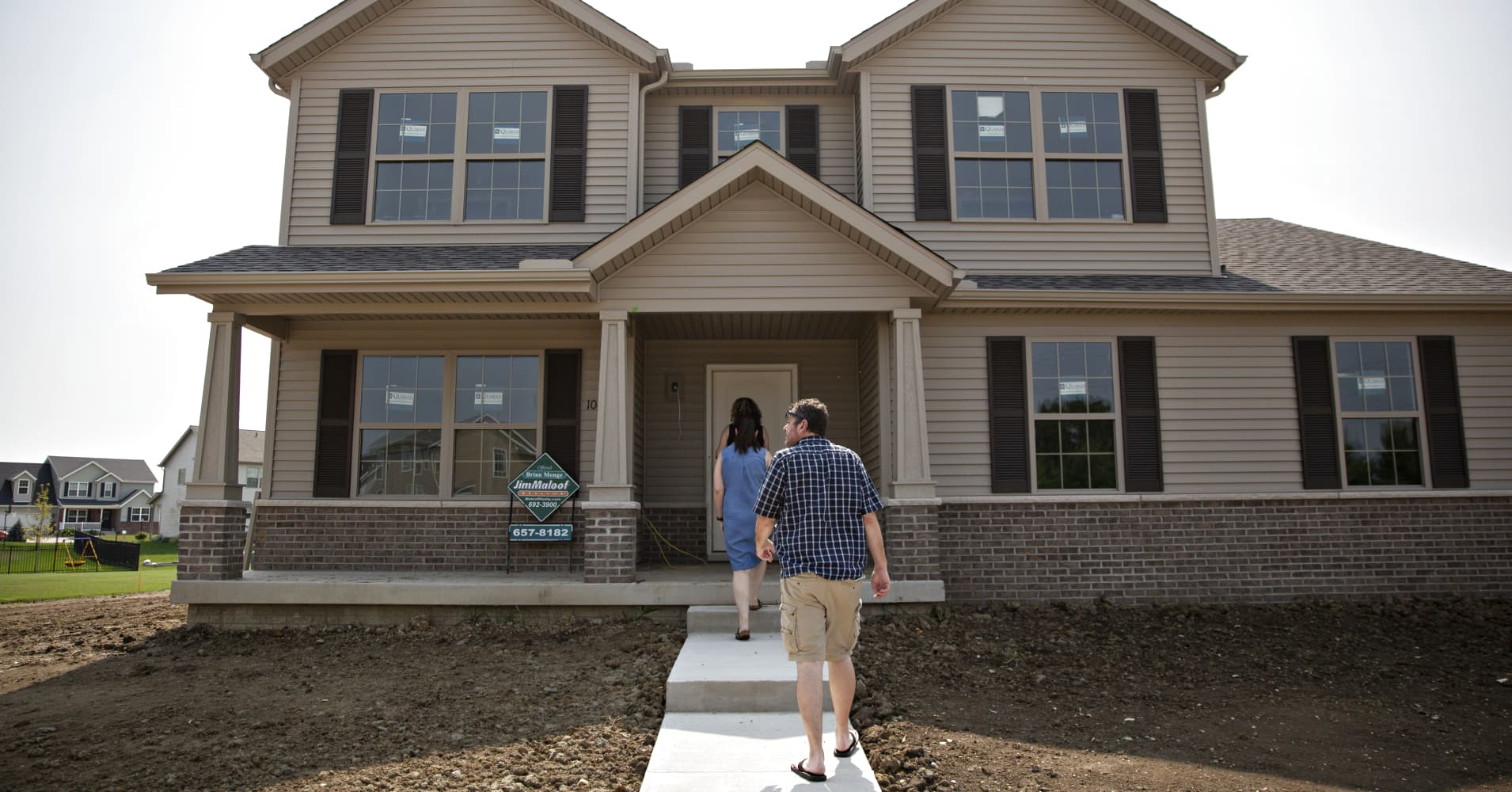 In a surprising twist, the state of housing demand is suddenly strong