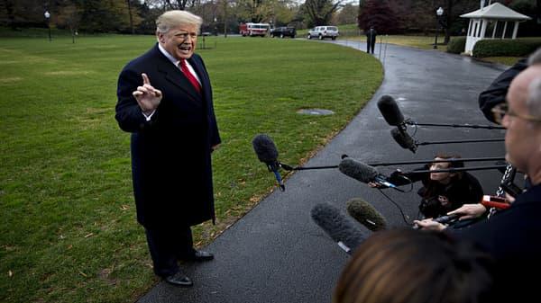 President Trump takes on General Motors