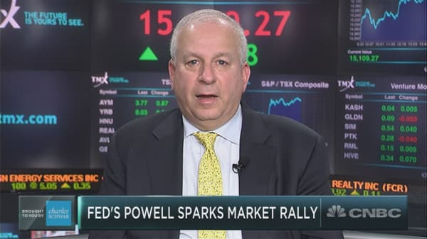 David Rosenberg: A 'significant slowdown' will hit stocks next year