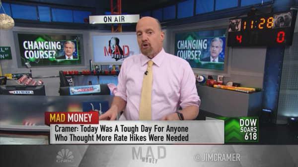 One more hurdle for stocks before the 'bullish promised land': Cramer