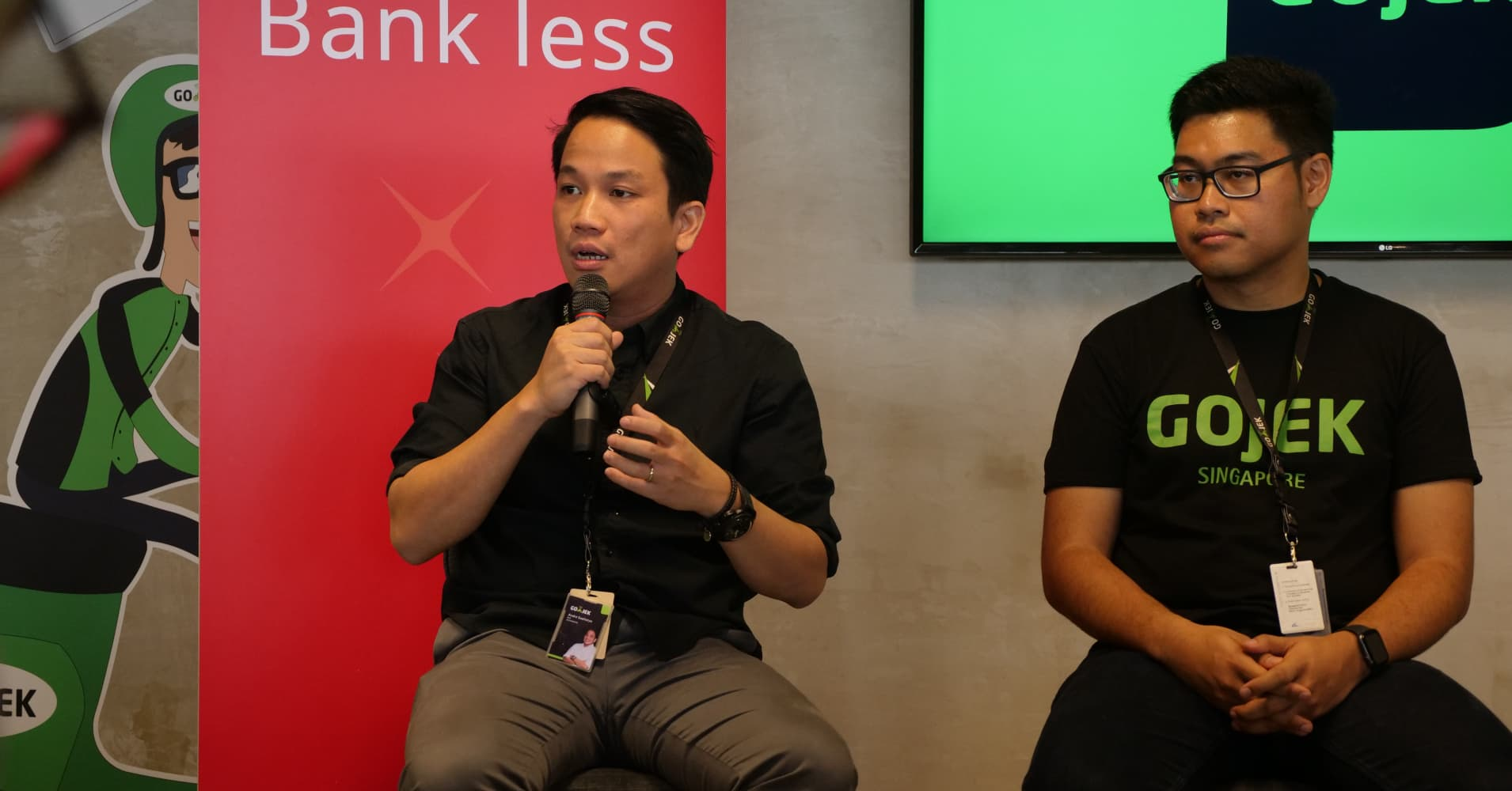 Go-Jek Singapore: Ride Service Hopes For Many Thousands Of