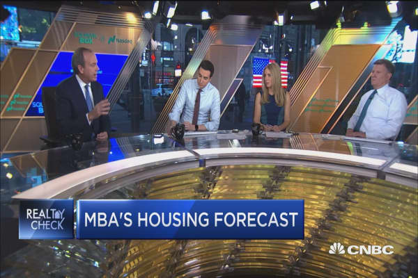 Mortgage Bankers Association expects more millennials to buy houses