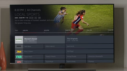 Amazon has a new way to record HD TV shows even if you don't pay for cable — here's how it works