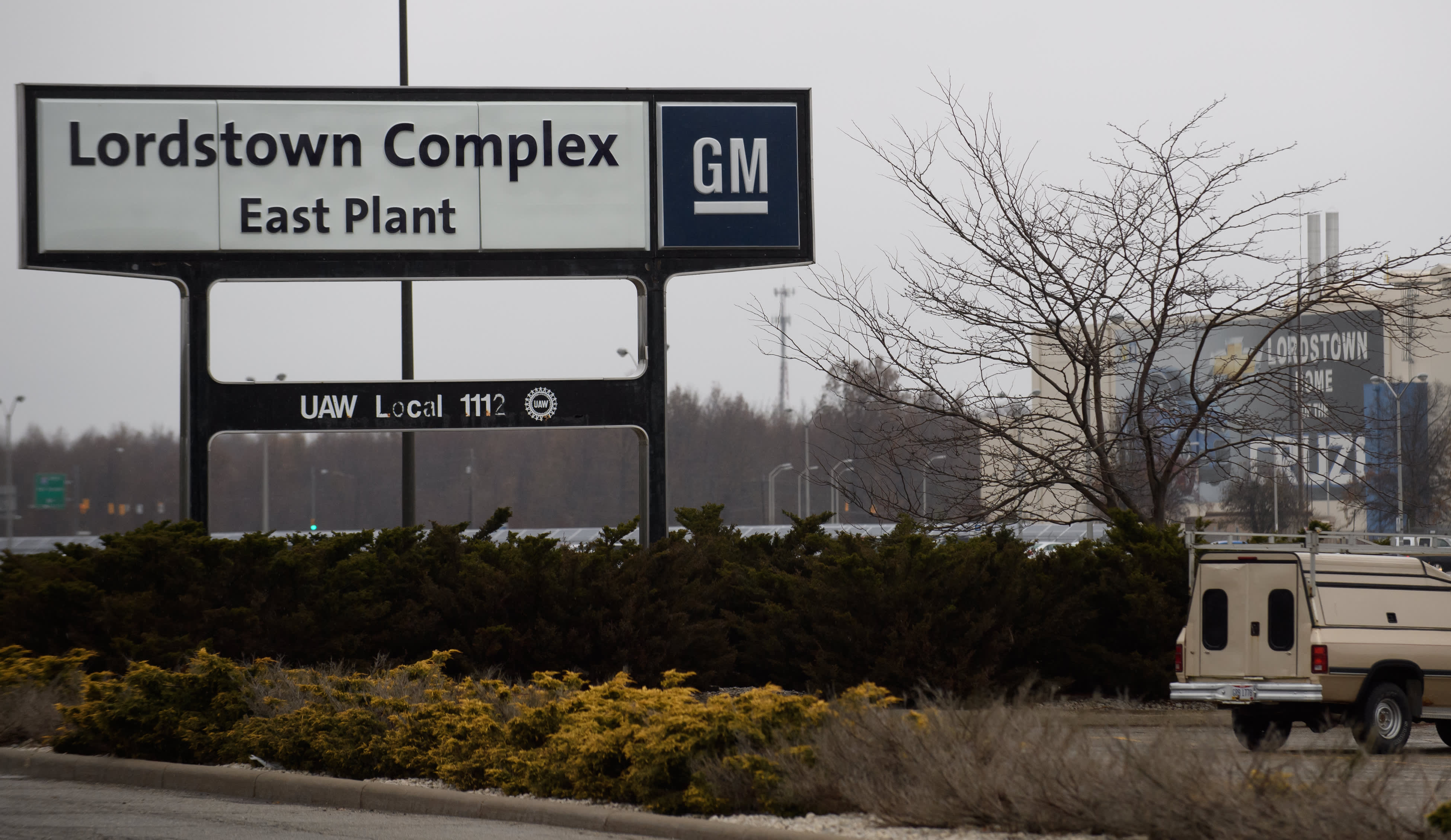 General Motors hints it could negotiate a way to keep one or more plants open