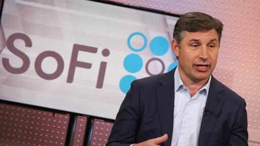 Anthony Noto, CEO of SoFi