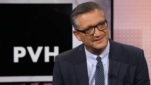 Emanuel Chirico, CEO of PVH