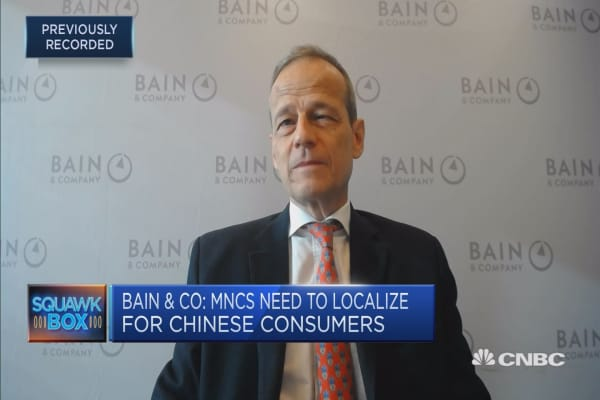 Local 'insurgent' brands drive consumer spending in China: Bain & Co