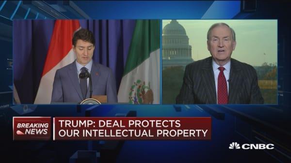 Trade war is overstated, says Ambassador Kimmitt