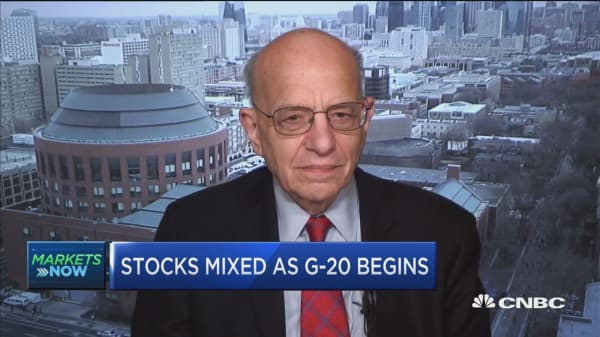 Markets are hoping for conciliation in G-20 summit, says Wharton Professor Jeremy Siegel