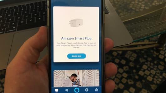 Amazon smart plug setup