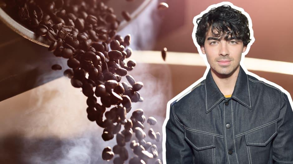 Why Joe Jonas invests in this coffee mug