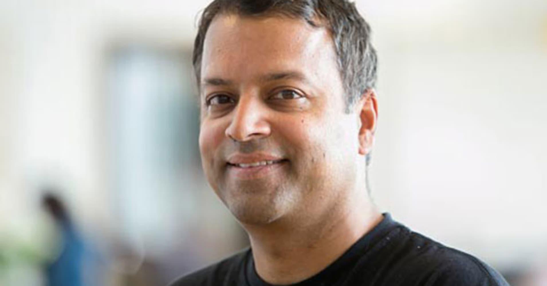 Shiva Rajaraman, Chief Product Officer, WeWork