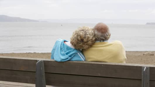 More than half of Americans think about retirement at least four times per week, according to a new survey.
