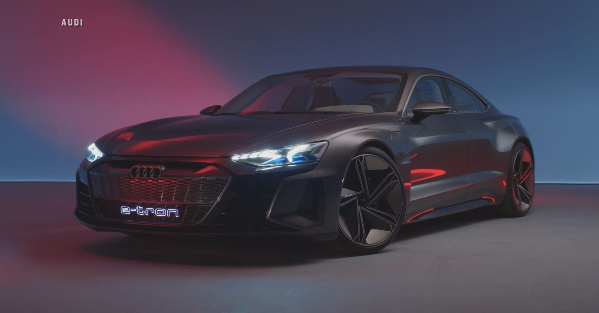 tesla has new competitor from audi