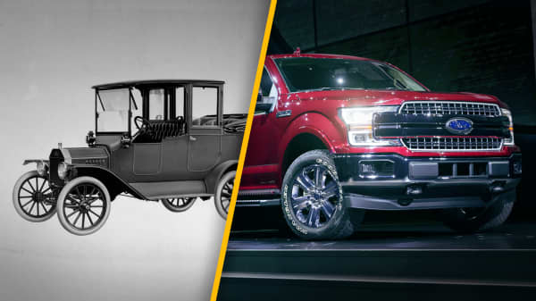 Ford's fight to remain an American auto icon