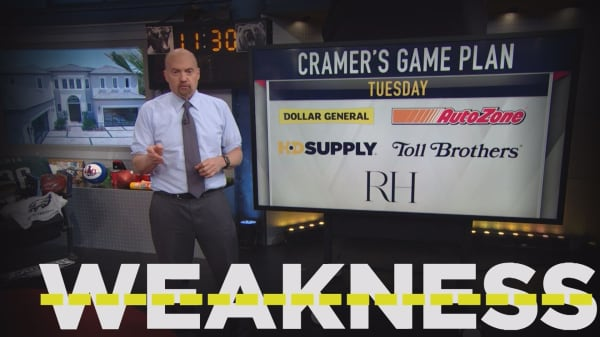 Cramer Remix: This company's earnings could signal a weakening economy